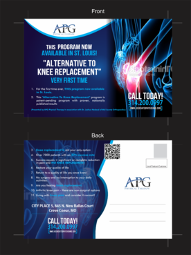 "This ""Alternative To Knee Replacement"" Program Now Available In St. Louis! Marketing collateral  Draft # 24 by asifwarsi"