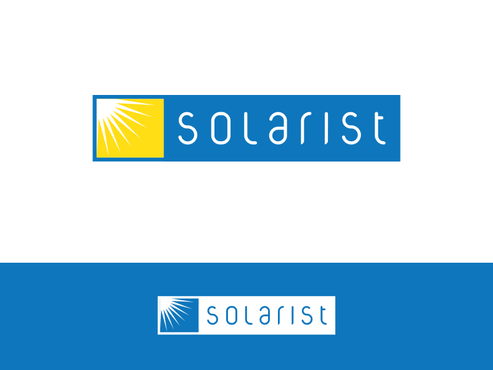 solarist  A Logo, Monogram, or Icon  Draft # 491 by falconisty