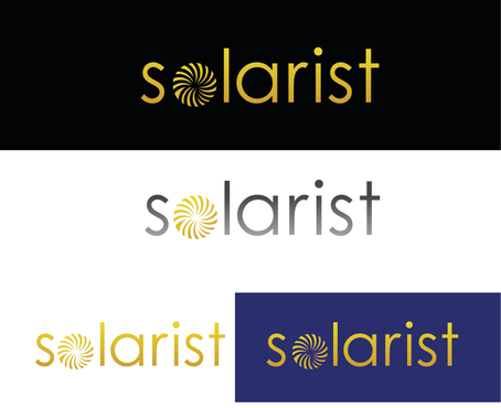 solarist  A Logo, Monogram, or Icon  Draft # 526 by LogoXpert