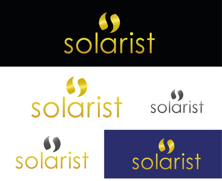 solarist  A Logo, Monogram, or Icon  Draft # 532 by LogoXpert