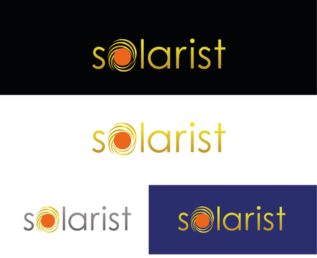 solarist  A Logo, Monogram, or Icon  Draft # 533 by LogoXpert
