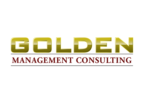GOLDEN MANAGEMENT CONSULTING A Logo, Monogram, or Icon  Draft # 2 by christopher64