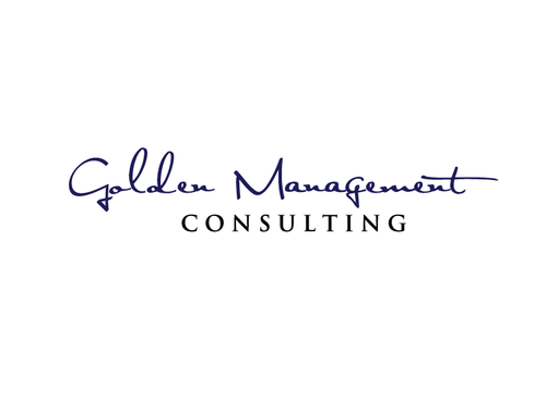 GOLDEN MANAGEMENT CONSULTING A Logo, Monogram, or Icon  Draft # 3 by Shoaibali