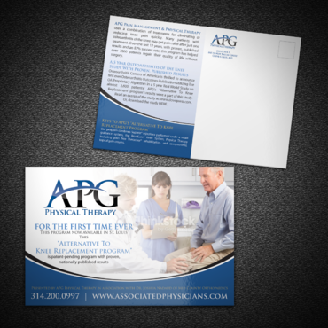 "This ""Alternative To Knee Replacement"" Program Now Available In St. Louis! Marketing collateral  Draft # 33 by monski"