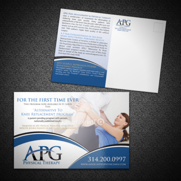 "This ""Alternative To Knee Replacement"" Program Now Available In St. Louis! Marketing collateral  Draft # 34 by monski"