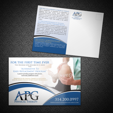 "This ""Alternative To Knee Replacement"" Program Now Available In St. Louis! Marketing collateral  Draft # 35 by monski"