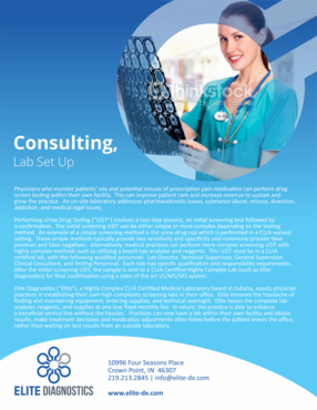 Elite Diagnostics Marketing collateral  Draft # 7 by barinix