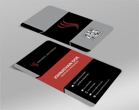 SANABEL AD-DAWA Business Cards and Stationery  Draft # 225 by DesignBlast