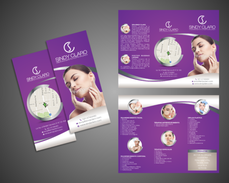 SINDY CLARO MEDICINA ESTETICA ESPECIALIZADA Marketing collateral  Draft # 22 by Kaiza