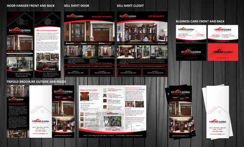 In Home Updates Marketing collateral  Draft # 4 by Achiver