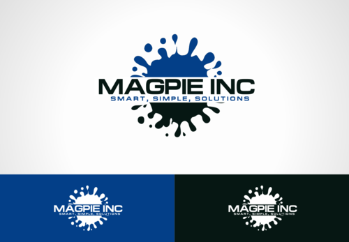 Magpie Inc A Logo, Monogram, or Icon  Draft # 160 by benben
