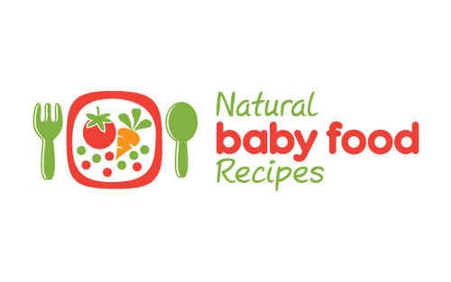 Logo for baby food recipe website by sms262 natural baby food recipes logo winning design by mdsgrafix forumfinder Choice Image