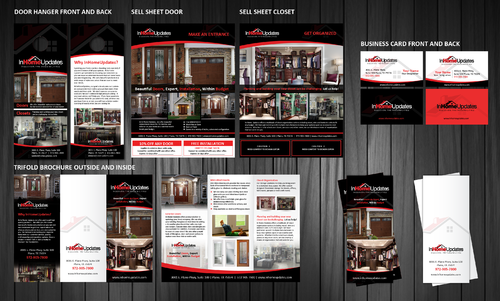 In Home Updates Marketing collateral  Draft # 9 by Achiver