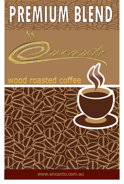 Encanto Wood Roasted Coffee Other  Draft # 6 by turnknee