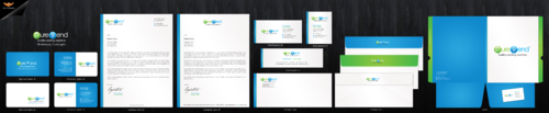 purevend Business Cards and Stationery Winning Design by einsanimation