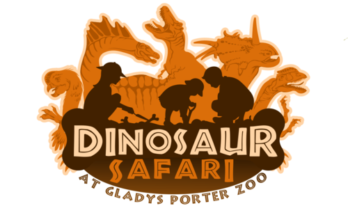 Dinosaur Safari at Gladys Porter Zoo