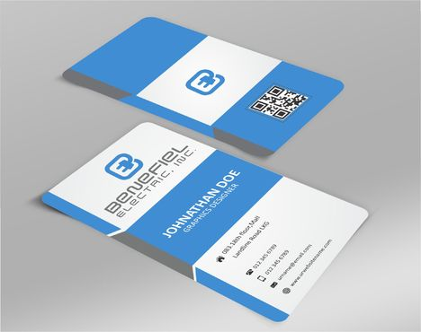 Electrical Contractor Business Cards and Stationery  Draft # 268 by DesignBlast