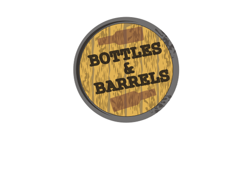 Bottles & Barrels A Logo, Monogram, or Icon  Draft # 16 by michele