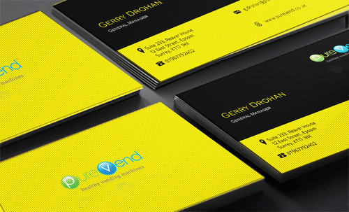 purevend Business Cards and Stationery  Draft # 195 by desupp