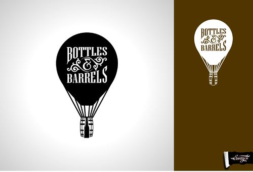 Bottles & Barrels A Logo, Monogram, or Icon  Draft # 28 by sway99