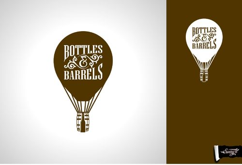 Bottles & Barrels A Logo, Monogram, or Icon  Draft # 29 by sway99