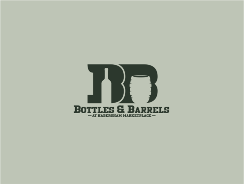 Bottles & Barrels A Logo, Monogram, or Icon  Draft # 42 by odc69