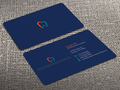 OHL Practice Management & Consulting Business Cards and Stationery  Draft # 8 by Xpert