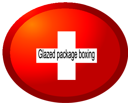 Glazed package boxing  Marketing collateral  Draft # 1 by mahamaster