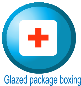Glazed package boxing  Marketing collateral  Draft # 2 by mahamaster