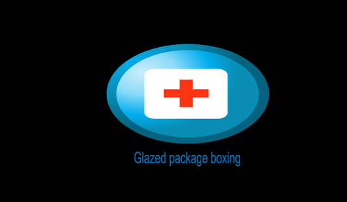 Glazed package boxing  Marketing collateral  Draft # 3 by mahamaster