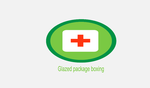Glazed package boxing  Marketing collateral  Draft # 4 by mahamaster