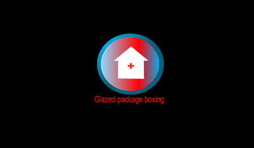 Glazed package boxing  Marketing collateral  Draft # 10 by mahamaster