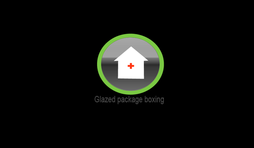 Glazed package boxing  Marketing collateral  Draft # 11 by mahamaster