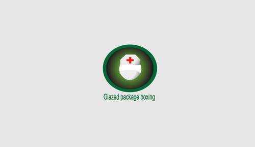 Glazed package boxing  Marketing collateral  Draft # 12 by mahamaster