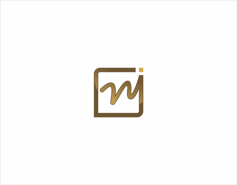 The signature (see artwork) or initials N and J A Logo, Monogram, or Icon  Draft # 659 by kanyakitri