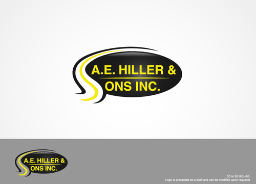 A.E. Hiller & Sons, Inc A Logo, Monogram, or Icon  Draft # 142 by hands4art
