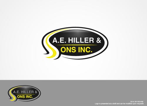 A.E. Hiller & Sons, Inc A Logo, Monogram, or Icon  Draft # 143 by hands4art