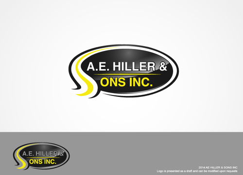 A.E. Hiller & Sons, Inc A Logo, Monogram, or Icon  Draft # 147 by hands4art