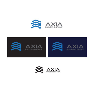 Axia Building Group A Logo, Monogram, or Icon  Draft # 313 by dancelav