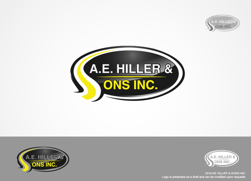 A.E. Hiller & Sons, Inc A Logo, Monogram, or Icon  Draft # 218 by hands4art