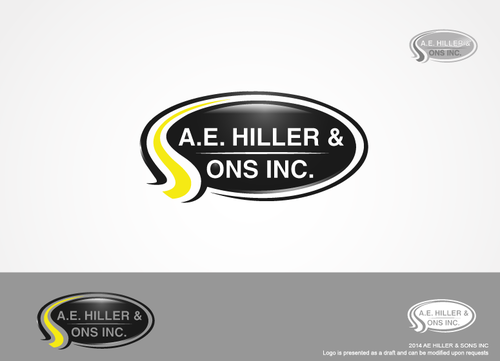 A.E. Hiller & Sons, Inc A Logo, Monogram, or Icon  Draft # 219 by hands4art