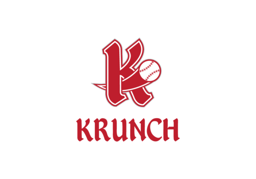 Krunch Slo-pitch A Logo, Monogram, or Icon  Draft # 1 by Skovran