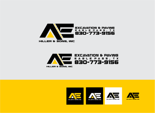 A.E. Hiller & Sons, Inc A Logo, Monogram, or Icon  Draft # 242 by odc69
