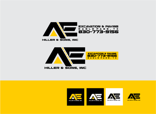 A.E. Hiller & Sons, Inc A Logo, Monogram, or Icon  Draft # 249 by odc69