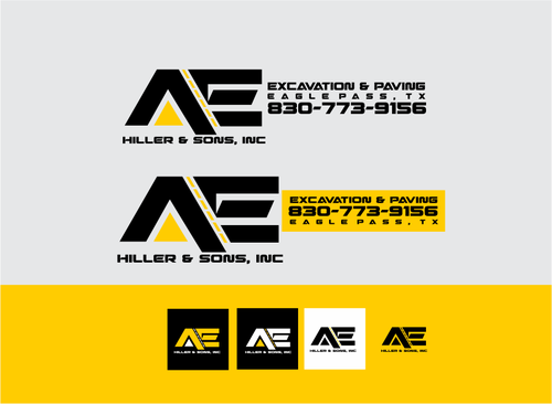 A.E. Hiller & Sons, Inc A Logo, Monogram, or Icon  Draft # 252 by odc69