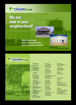 locations brochure Marketing collateral  Draft # 1 by smarttaste