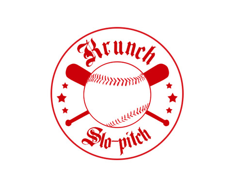 Krunch Slo-pitch A Logo, Monogram, or Icon  Draft # 5 by sulakshana