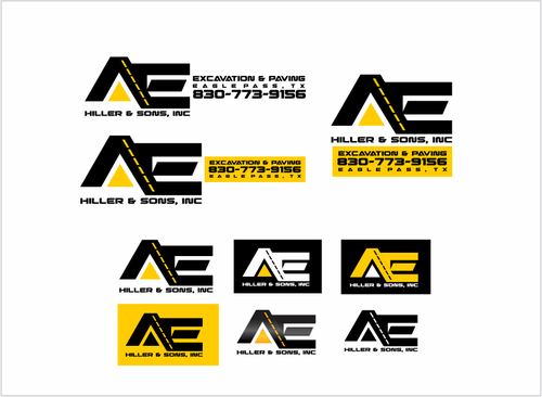 A.E. Hiller & Sons, Inc A Logo, Monogram, or Icon  Draft # 283 by odc69