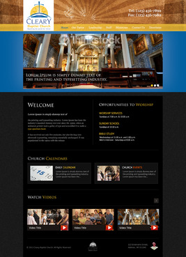 Site Refresh Web Design  Draft # 67 by designspick