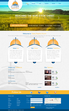 Site Refresh Web Design Winning Design by makeglow